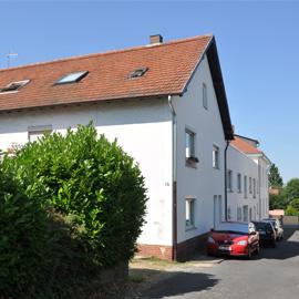 Zwei 3-Familienhäuser im Stadt-Zentrum
