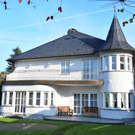 Herrschaftliche Residenz in Toplage von Götzenhain