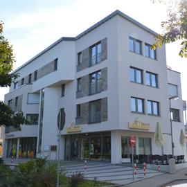 2 TG Plätze (auch einzeln) im Volksbank Gebäude