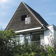 Apartes Haus auf schönem Grundstück