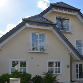 Schönes Haus im Haus für mediterranes Wohlgefühl