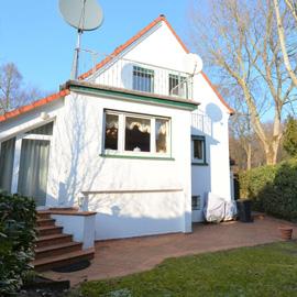 Charmantes Haus - ideal für Paar - wahlweise möbliert