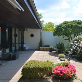 Bungalow Bauhausklassiker mit Südterrasse