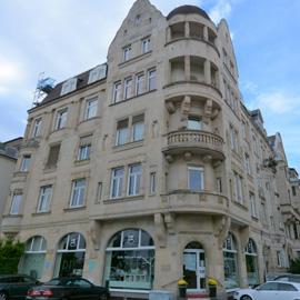 Bel Étage - 6 Zi.-Wohnung in Gründerzeitvilla
