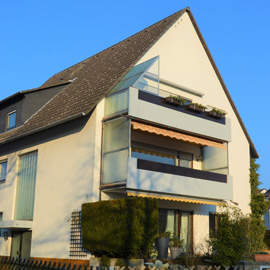 Dreieich - 113 qm - 4,5 Zimmer - Balkon - Bad