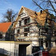 Neubau für höchste Wohnkultur in Villenkolonie