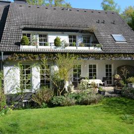 Buchschlag - EG-Wohnung mit Garten