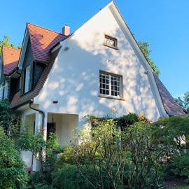 Villa im Park - Bestlage in historischer Villenkolonie