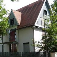Einliegerwohnung im Souterrain einer Villa