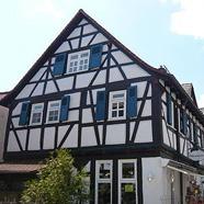 Romantische Wohnung in historischem Fachwerkhaus