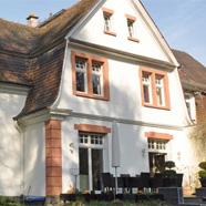 Luxuriös sanierte, denkmalgeschützte Villa