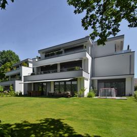 Luxus - 7-Zimmer-Eigentumswohnung - teilbar