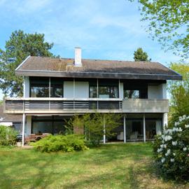 Familienhaus mit großem Süd-West-Garten
