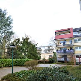 Westend Offenbach  Große 4-Zi. Wohnung in gepflegter Wohnanlage