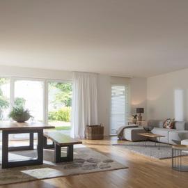 Exklusives, großzügiges Doppelhaus mit großem Garten