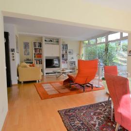 Atrraktive 3-Zi-Wohnung mit Garten in begehrter Anlage
