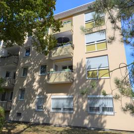4-Zimmer-Wohnung in beliebter Wohnanlage