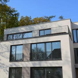 Großzügiges Penthouse im Offenbacher Westend