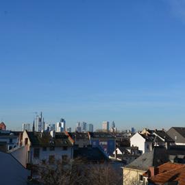 Frankfurt-Bornheim - Altbau - 2 Zi - Kü - Bad