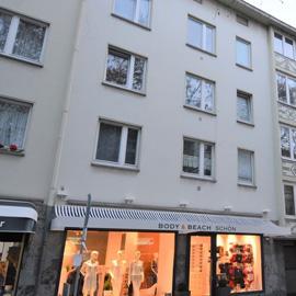 2-Zimmer-Dachgeschoss-Wohnung im Herzen der Stadt