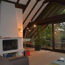 Spektakuläre Komfort-Wohnung mit Chaletcharakter
