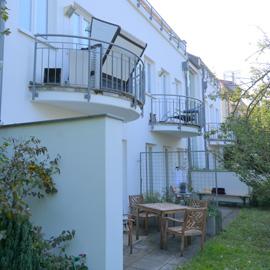 Moderne 2 Zi.-Wohnung in der Altstadt
