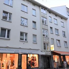 3-Zimmer-Wohnung im Herzen der Stadt
