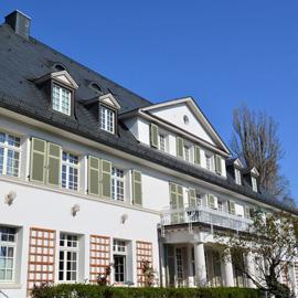 Herrschaftliche Wohnung im Buchrainpark