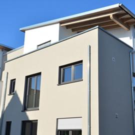 Neubau  Moderne 2-Zimmer-Penthaus-Wohnung
