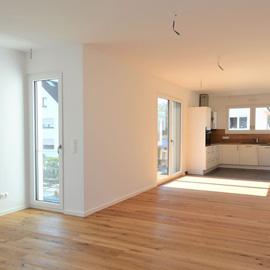 Neubau - Moderne 3-Zimmer-Wohnung