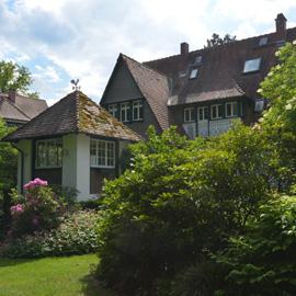 Landhausvilla im englischen Stil - Einzelkulturdenkmal